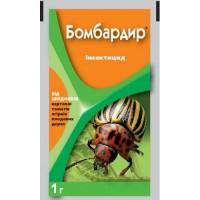 Інсектицид Бомбардир (Сімейний сад) 1 г