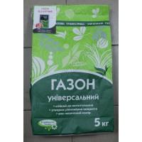 Трава газонна Універсальна економ (Сімейний сад) 5 кг