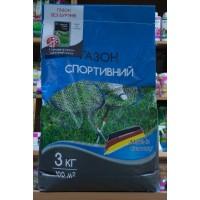 Трава Газонна Спортивна (Сімейний сад) 3 кг