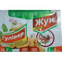 Інсектицид АТО Жук + Гулівер (UKRAVIT) 3 мл + 10 мл